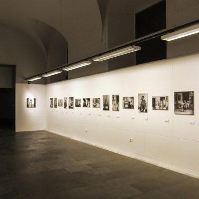 Exposició Josep M. Melció Pujol. Retrats, organitzada per l'Arxiu Comarcal de la Garrotxa al Museu de la Garrotxa