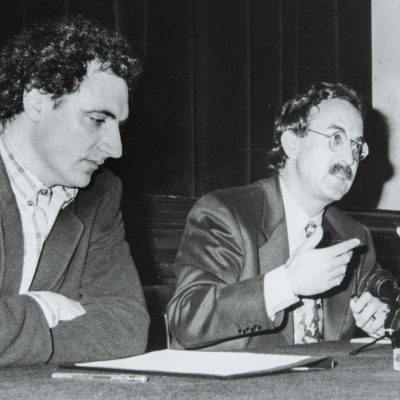 Antoni Mayans i Ramon Miravitllas. ACGAX. L'Ateneu - Grup de debats adherit a l'Orfeó Popular Olotí, 1993